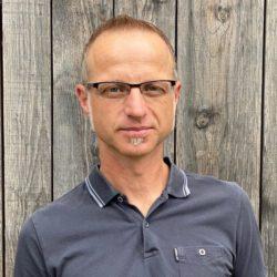 Gemeinschaftspastor Stefan Eberlein
